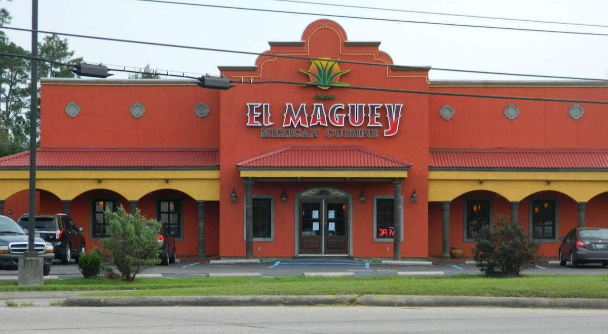 Menu For El Maguey Bay St Louis