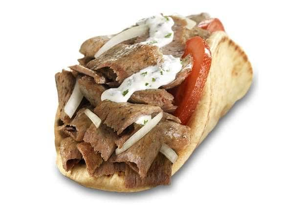 All the way from Chicago Gyro