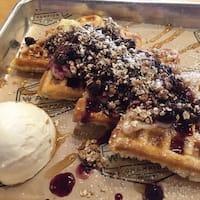 Waffle champion zdj cia z restauracji waffle champion for 1492 new world latin cuisine oklahoma city