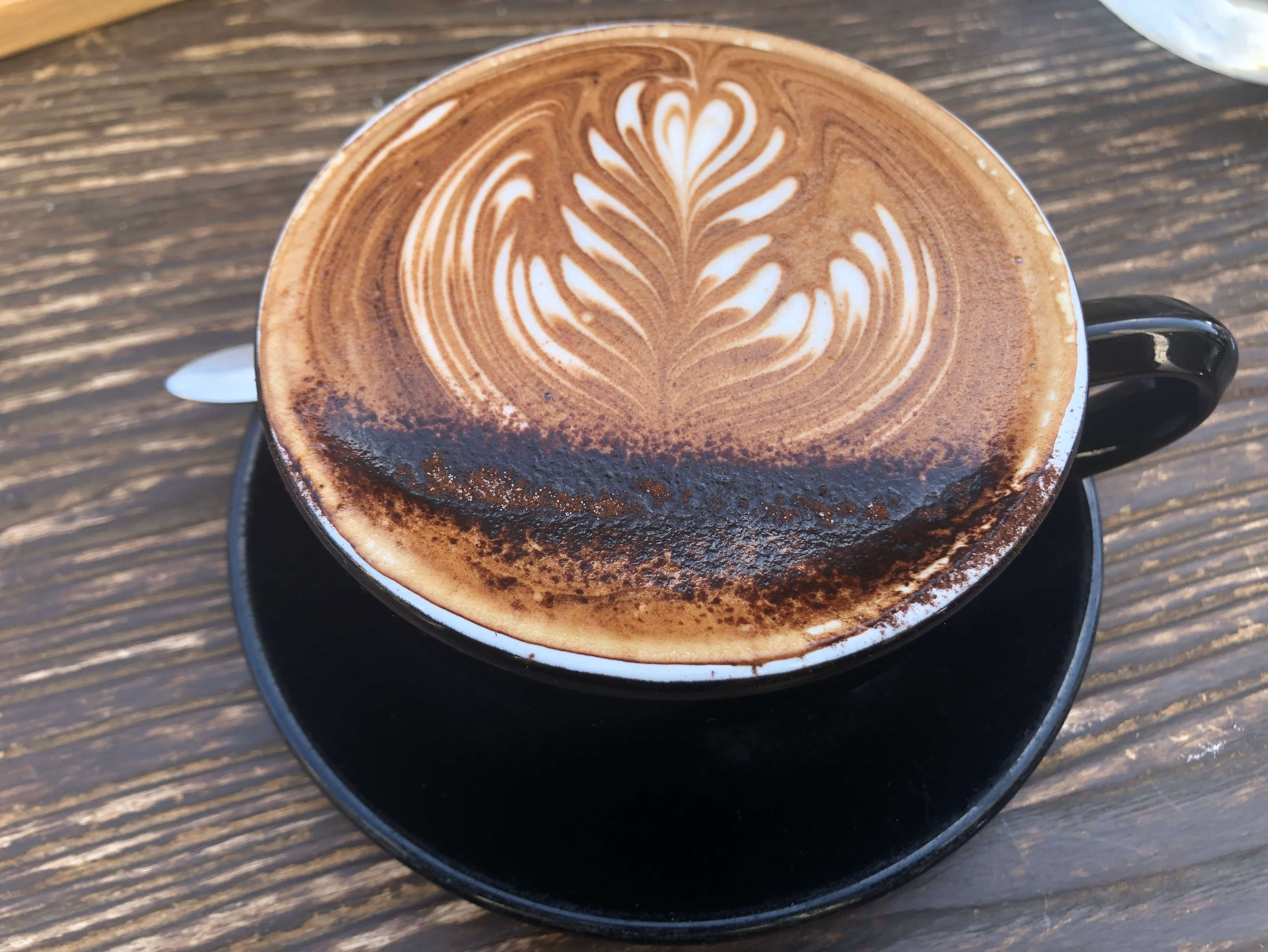 Blk Mlk Specialty Coffee