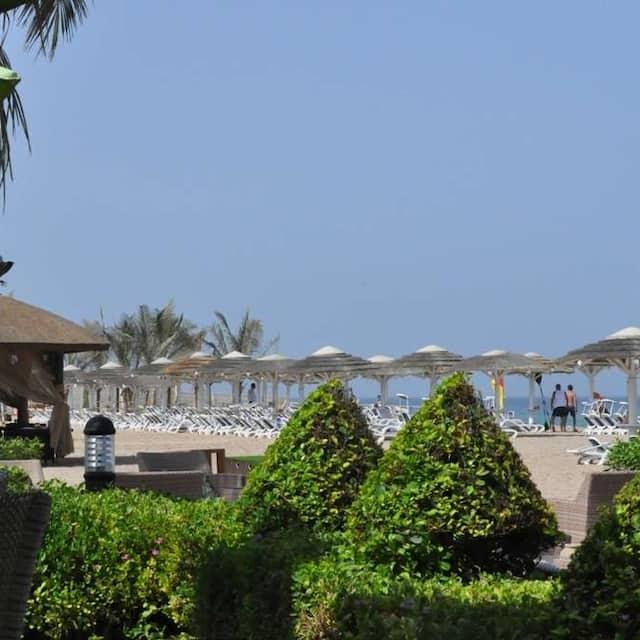 Sharkeys - Fujairah Rotana Resort & Spa