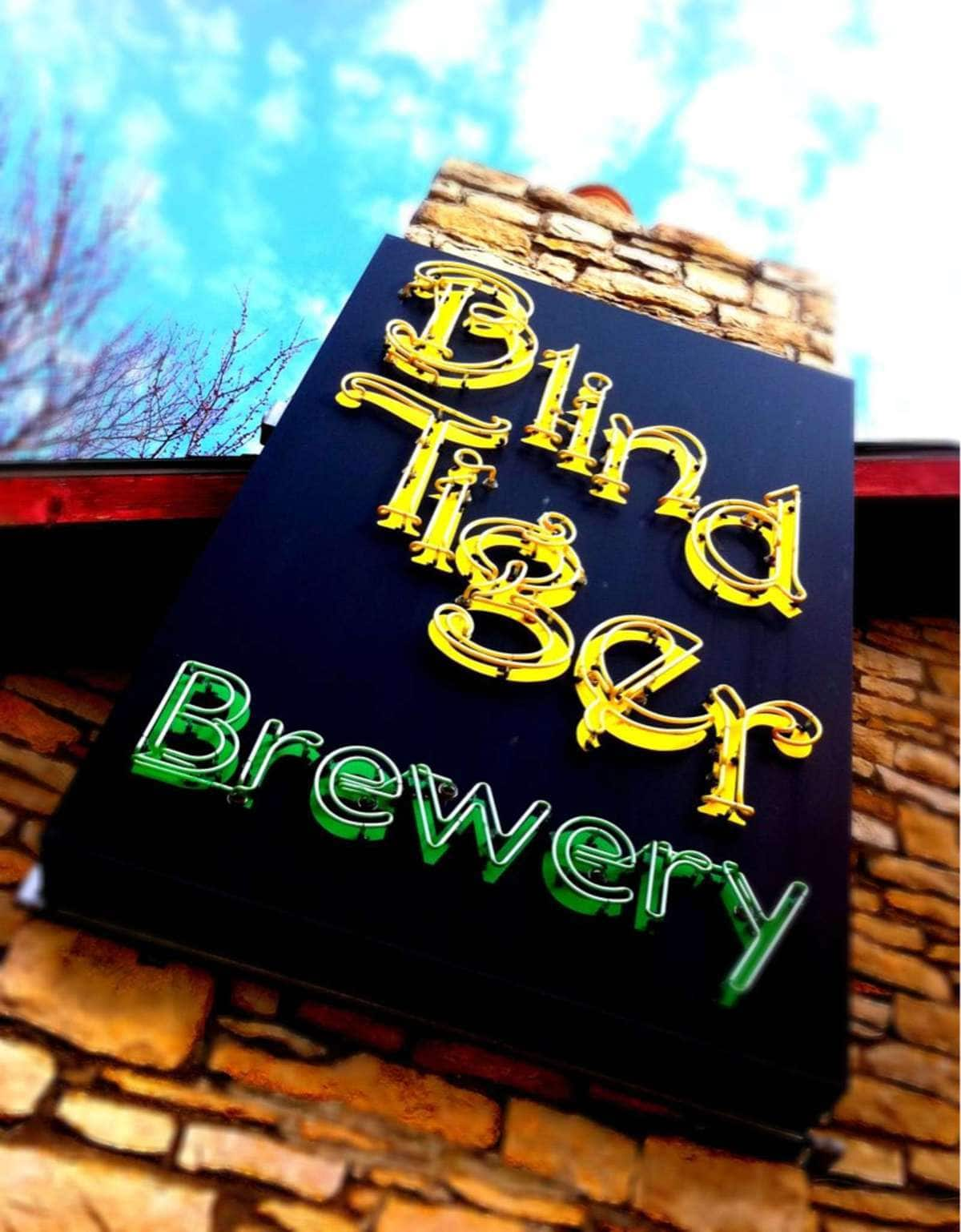 Blind Tiger Brewery & Restaurant