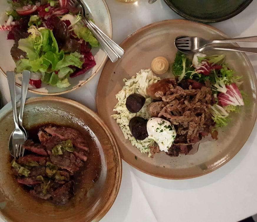 Press Food and Wine