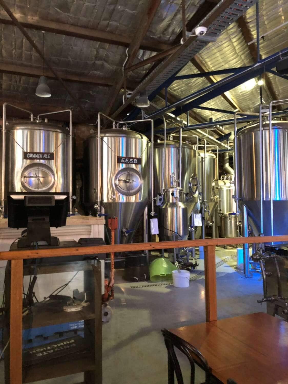 Foghorn Brewhouse