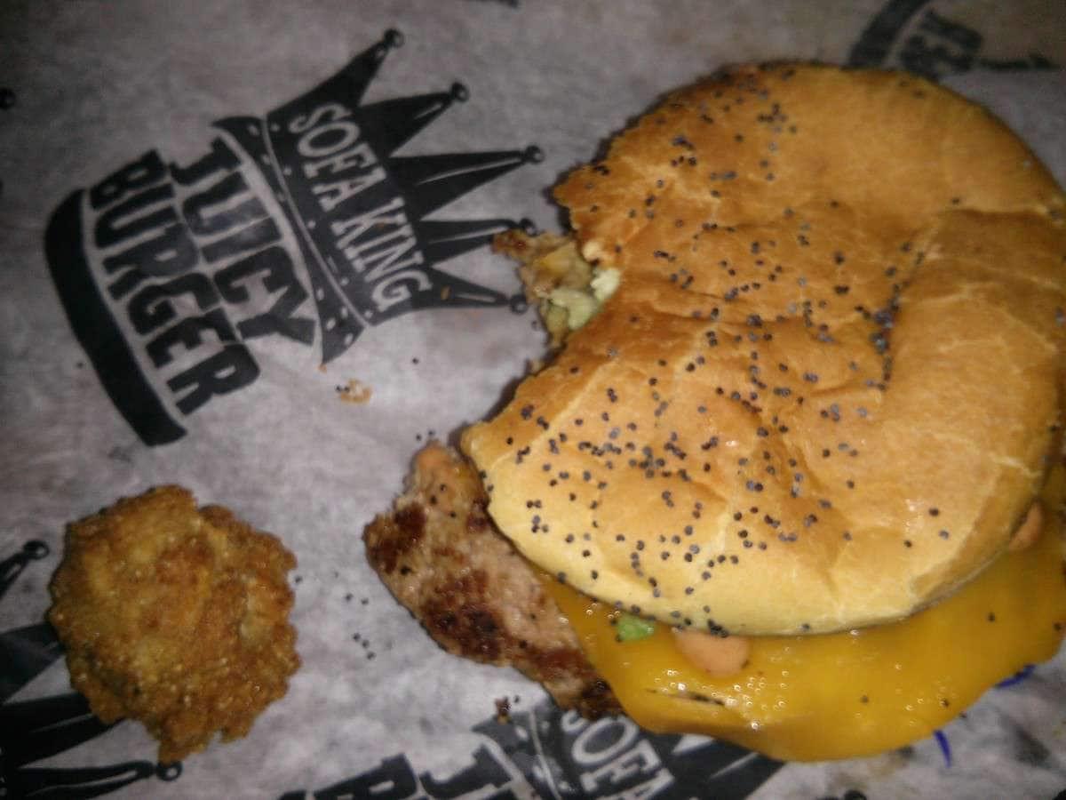 Sofa King Juicy Burger, Red Bank Photos