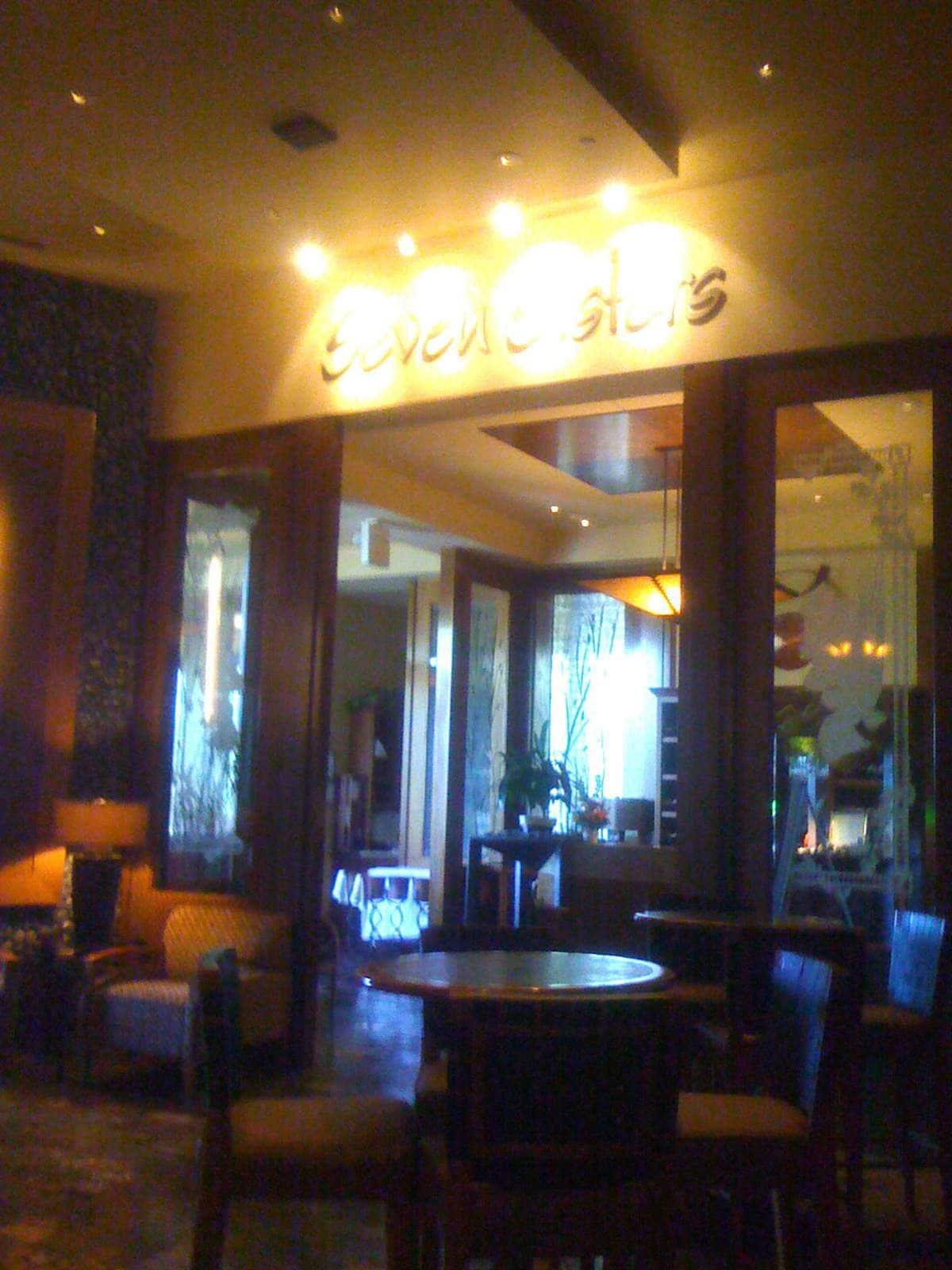 Seven sisters restaurant black oak casino casino online payout poker video