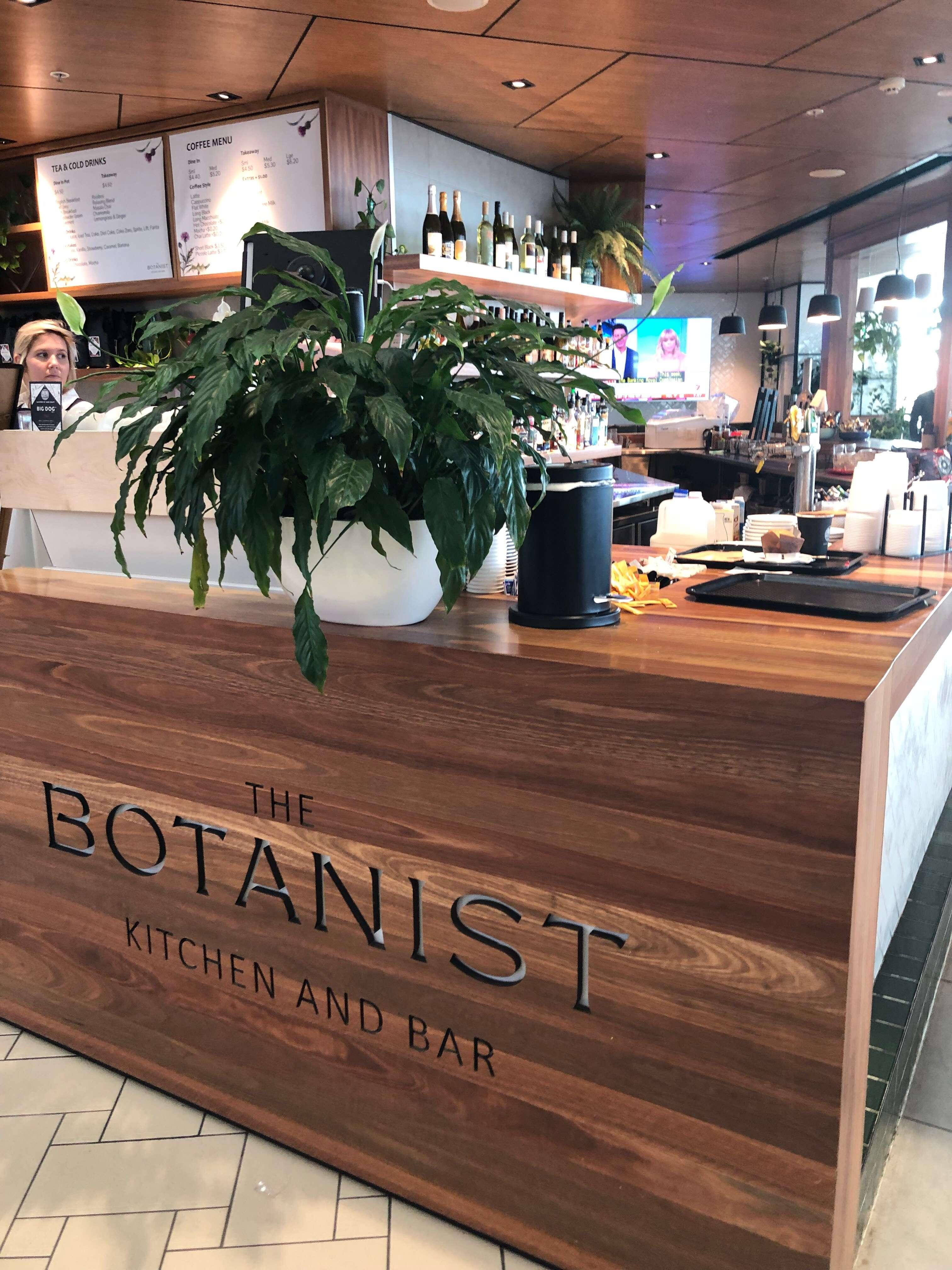 The Botanist Kitchen and Bar