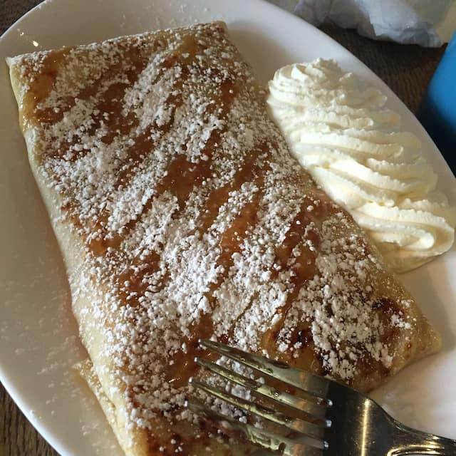 the Crepevine