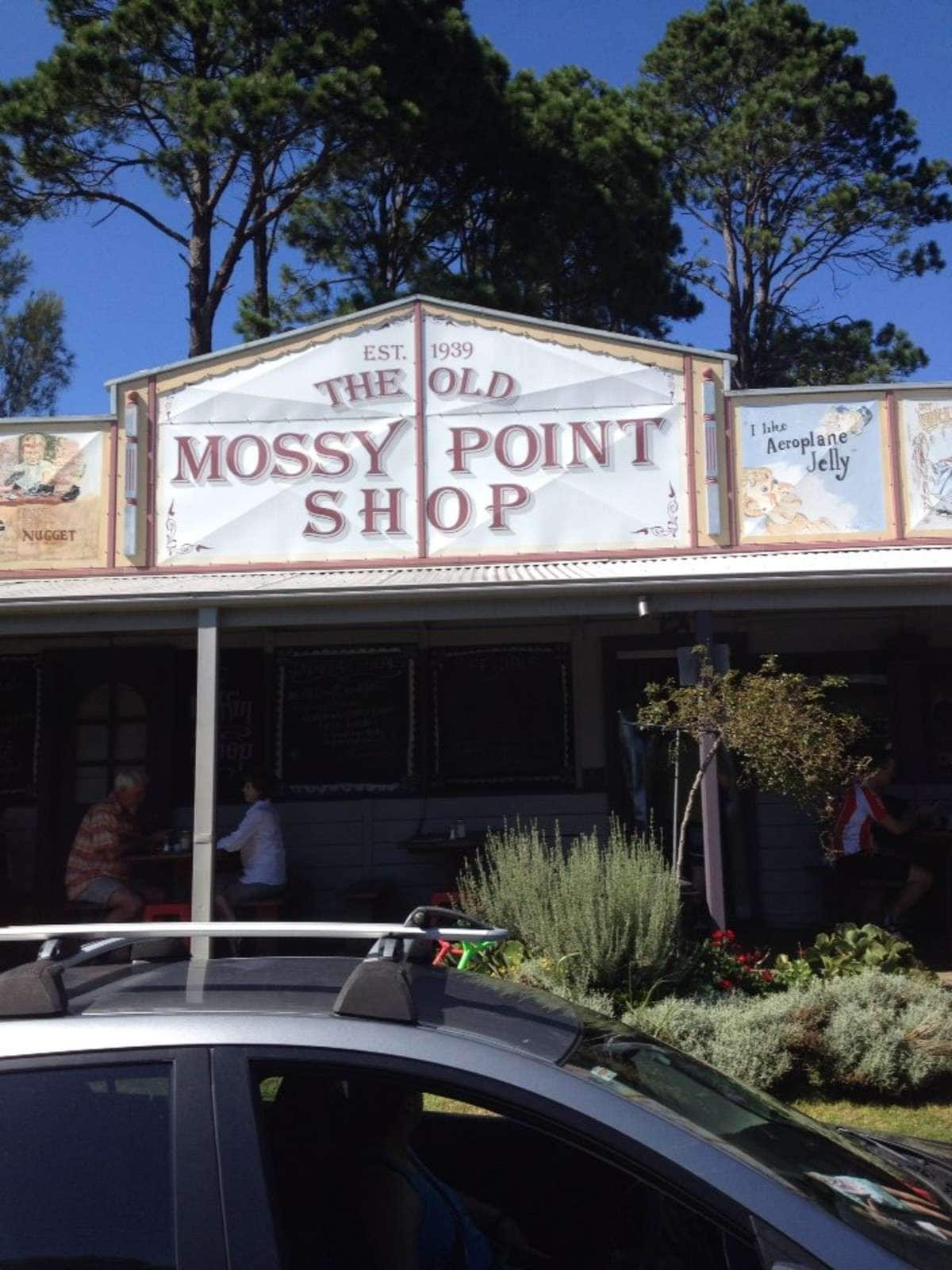 The Muffin Shop
