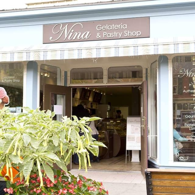 Nina Gelateria and Pastry Shop