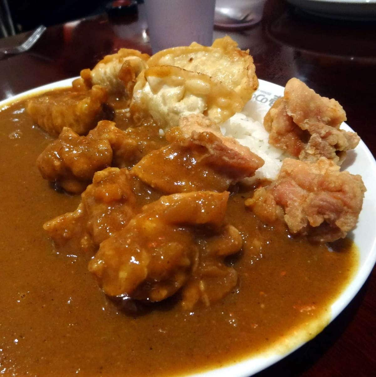 Kare Gyoza (Curry Potstickers) Recipe — Dishmaps