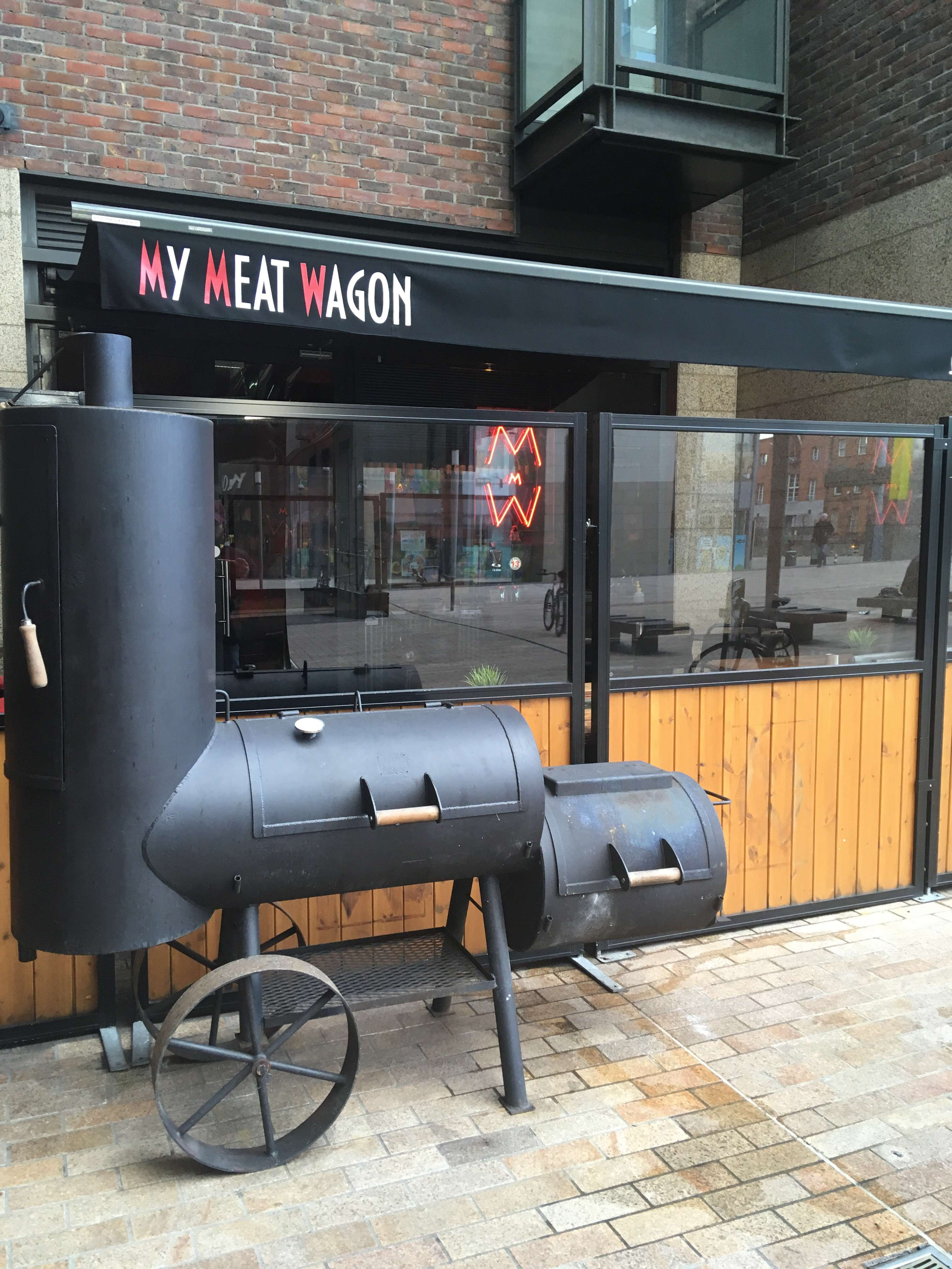 My Meat Wagon