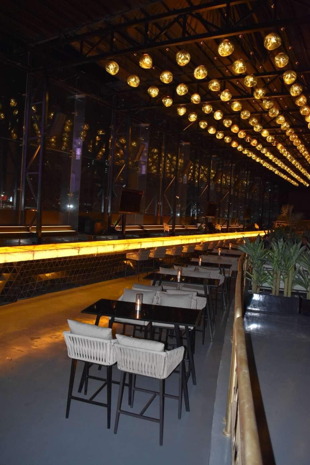 Aer Restaurant And Bar Difc Dubai