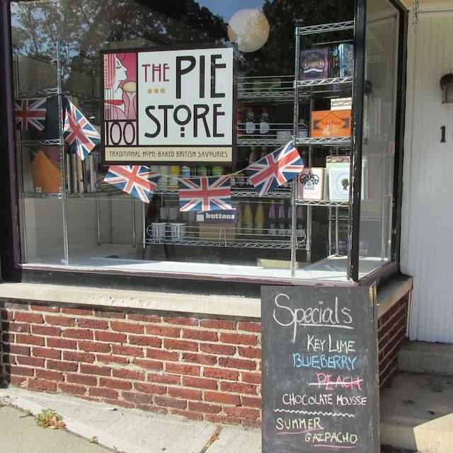 The Pie Store