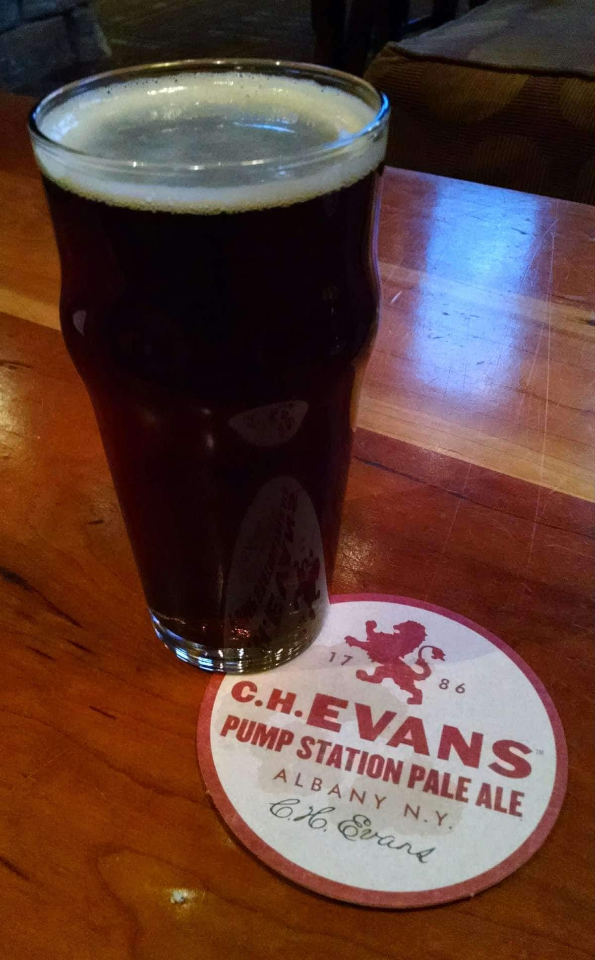 C. H. Evans Brewing Company at the Albany Pump Station