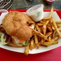 Key Largo Fisheries Cafe Menu