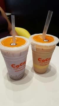 CoCo Fresh Tea & Juice Richmond, Central Richmond, Richmond