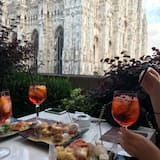 Traveling Foodies\'s review for Terrazza Aperol, Duomo, Milano on Zomato