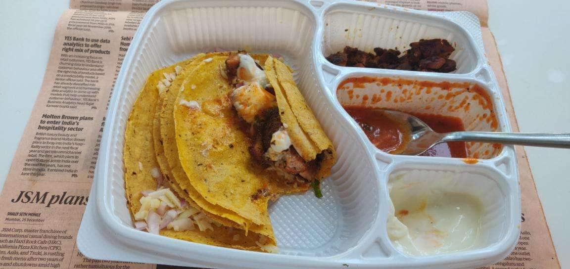 Sanjay Khan Nagra S Review For Chinita Real Mexican Food
