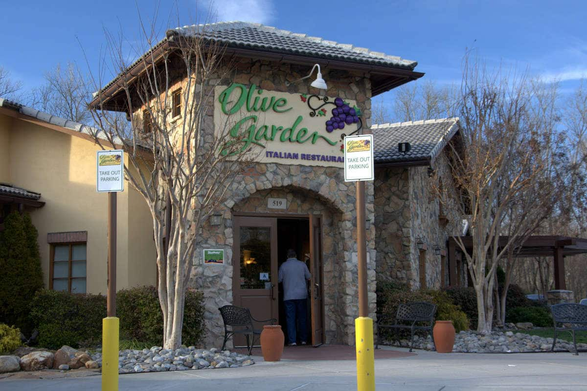 Incroyable Olive Garden   Olive Gardenu0027s Photo