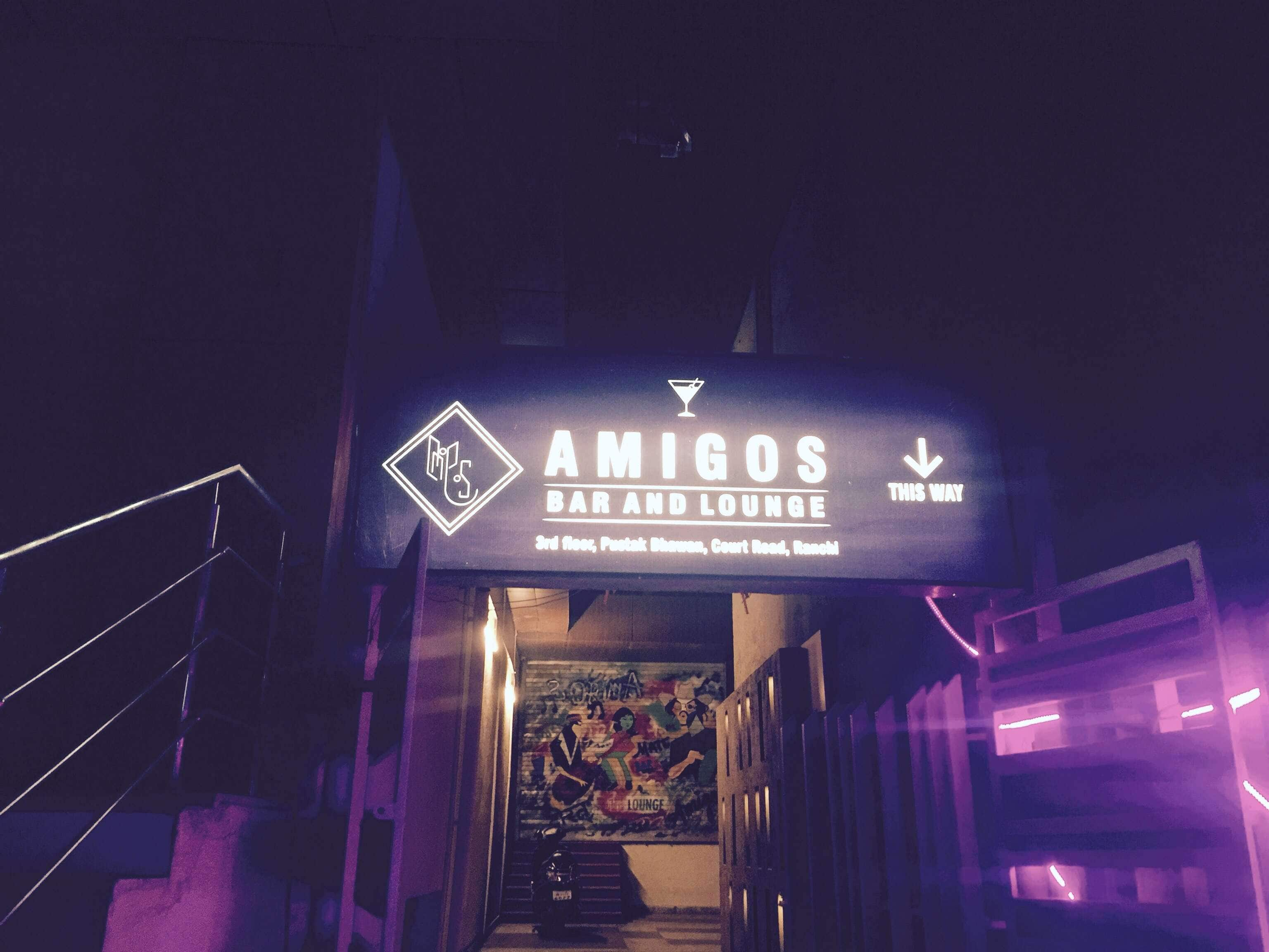 Amigos Bar and Lounge