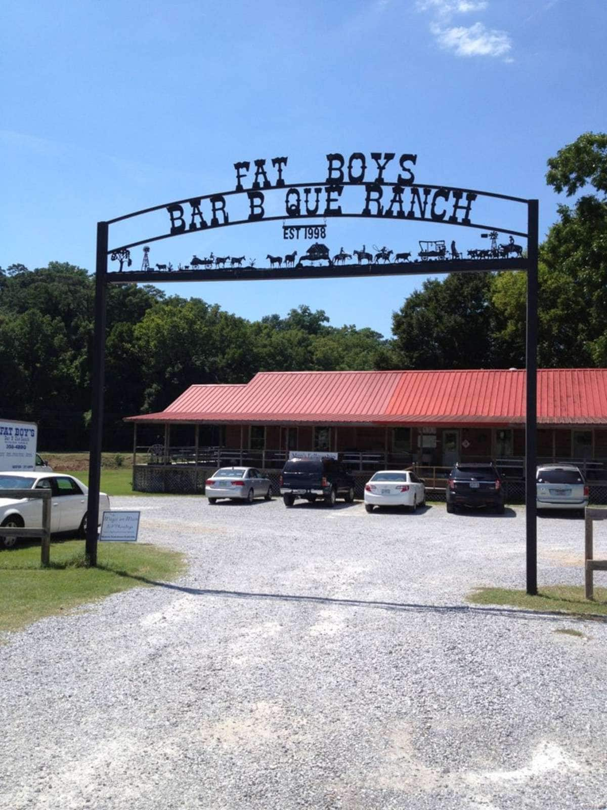 Fat Boys Bar B Que Ranch