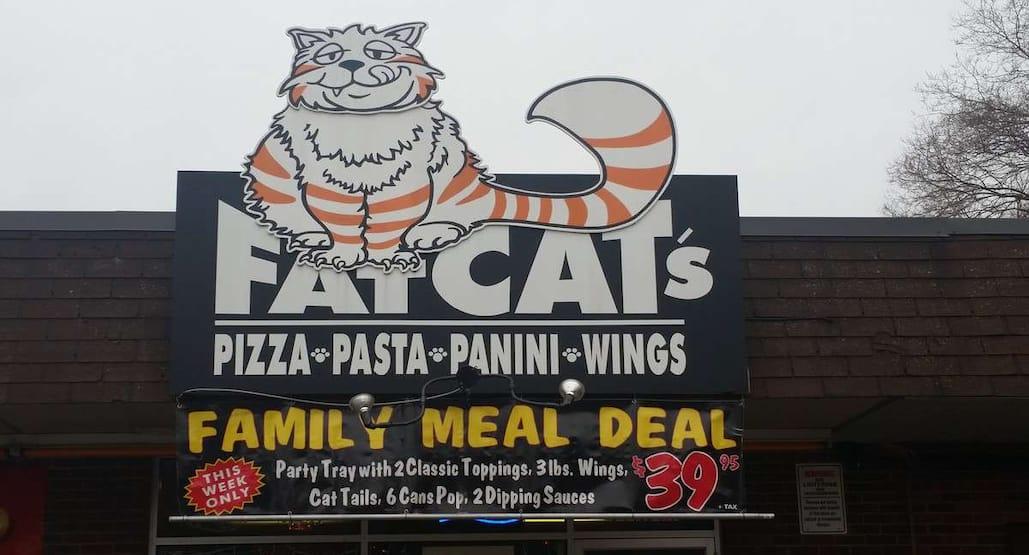Fat Cat S Pizza Pasta Panini St Catharines St Catharines