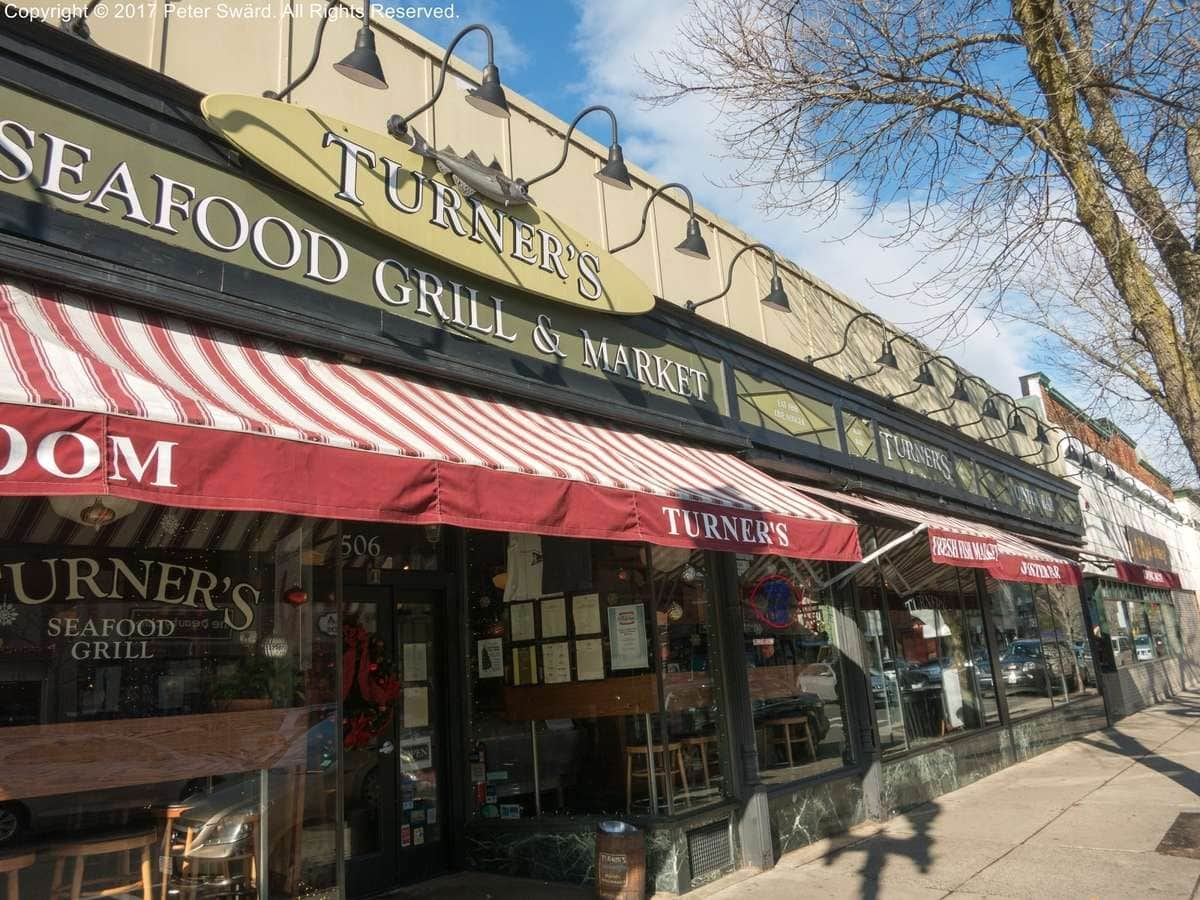 Turner Seafood Grill Melrose Boston
