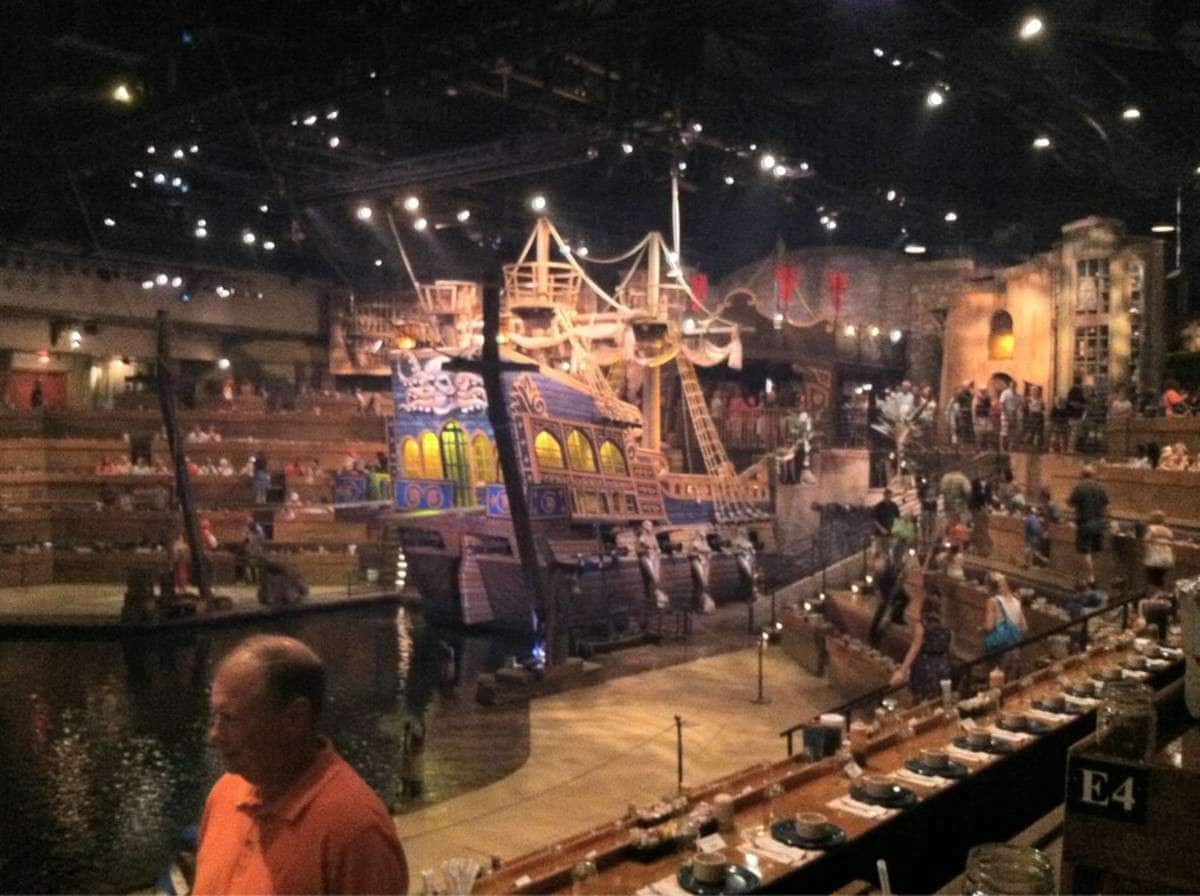 Reviews For Pirates Voyage Myrtle Beach