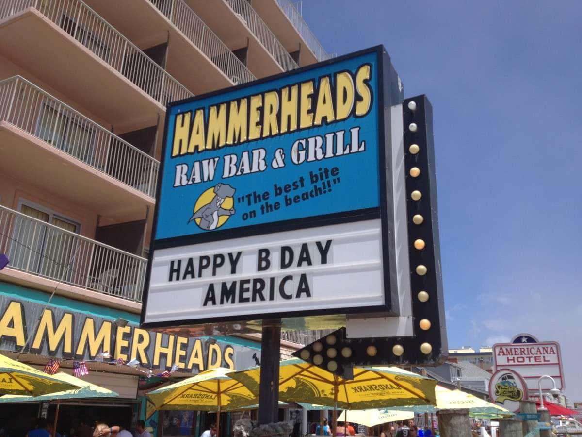 Hammerheads Seafood Restaurant And Bar