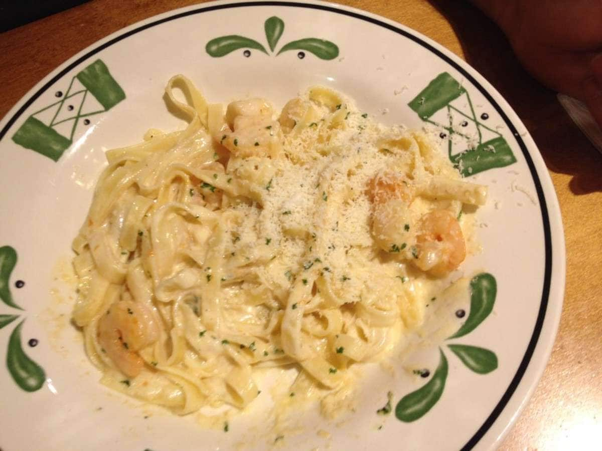 dorothy freitag 39 s photo for olive garden