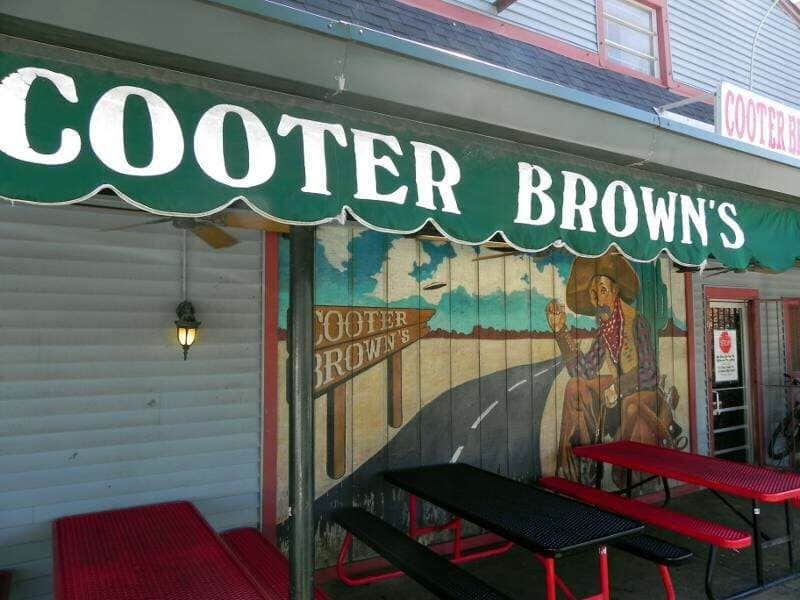 Cooter Brown's Tavern & Oyster Bar