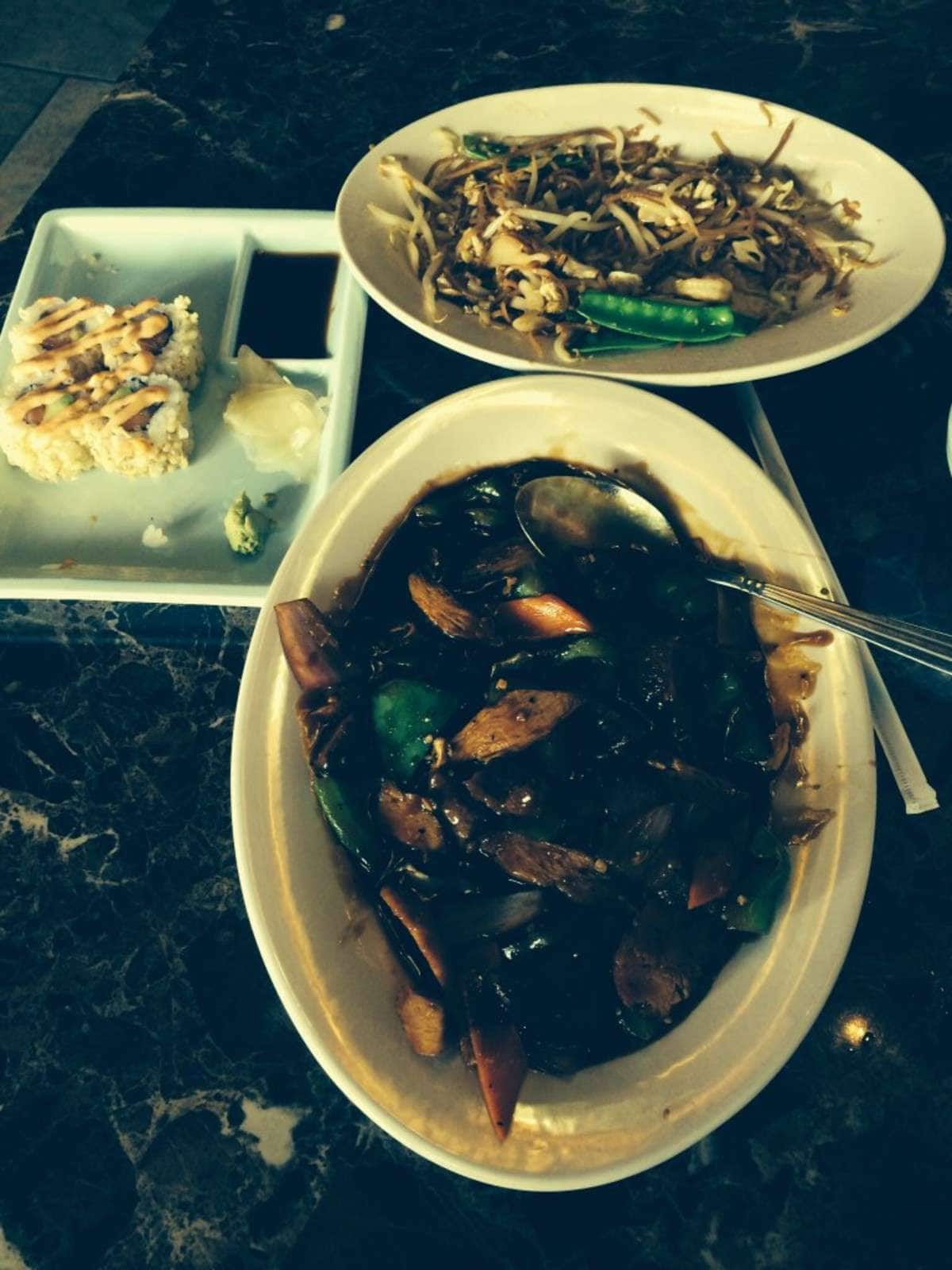 Asian cuisine erie pa