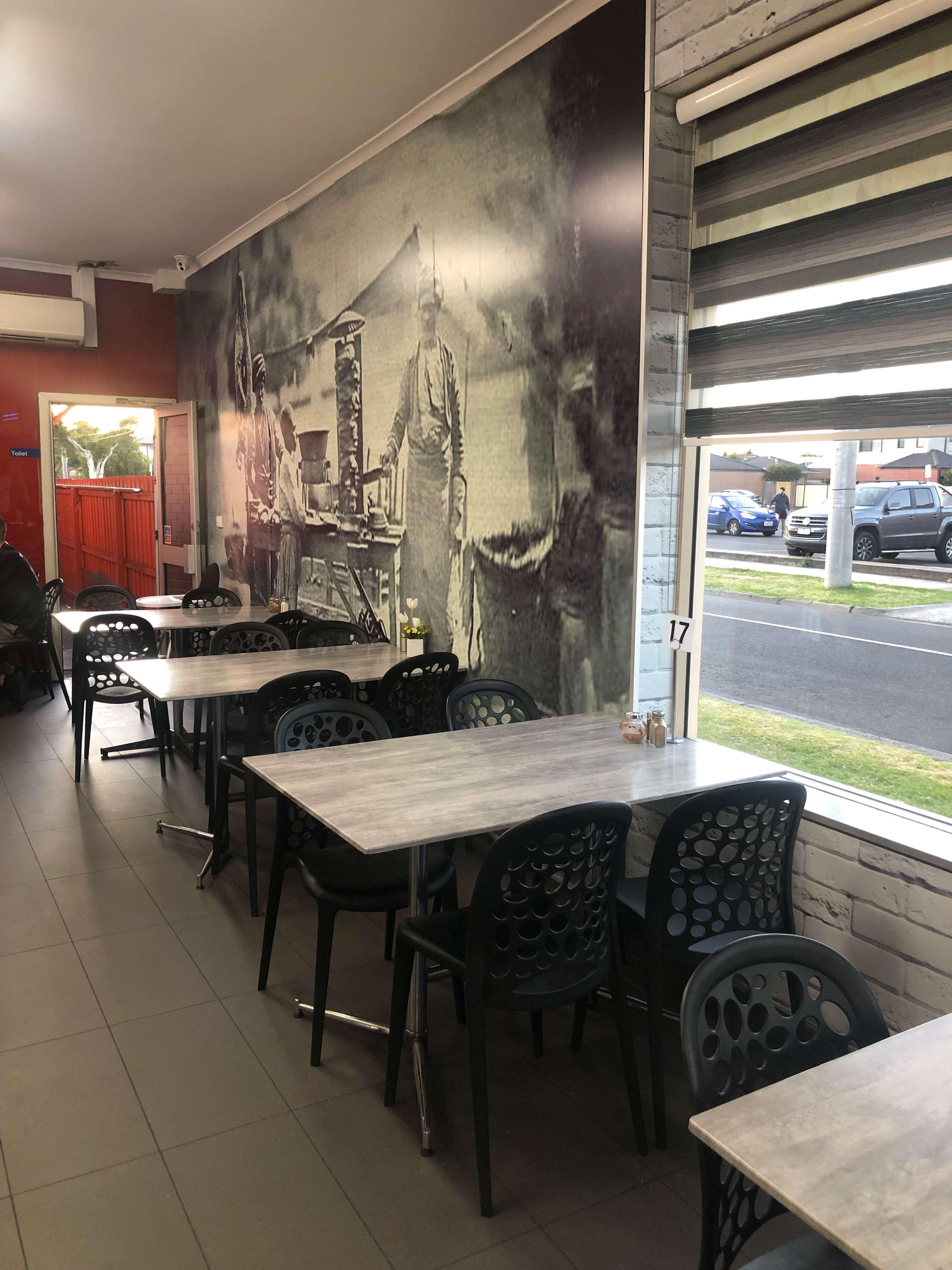 MKS Cafe