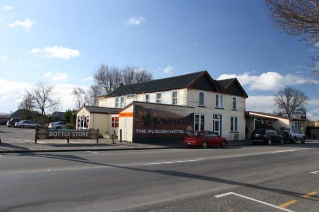 The Plough Hotel