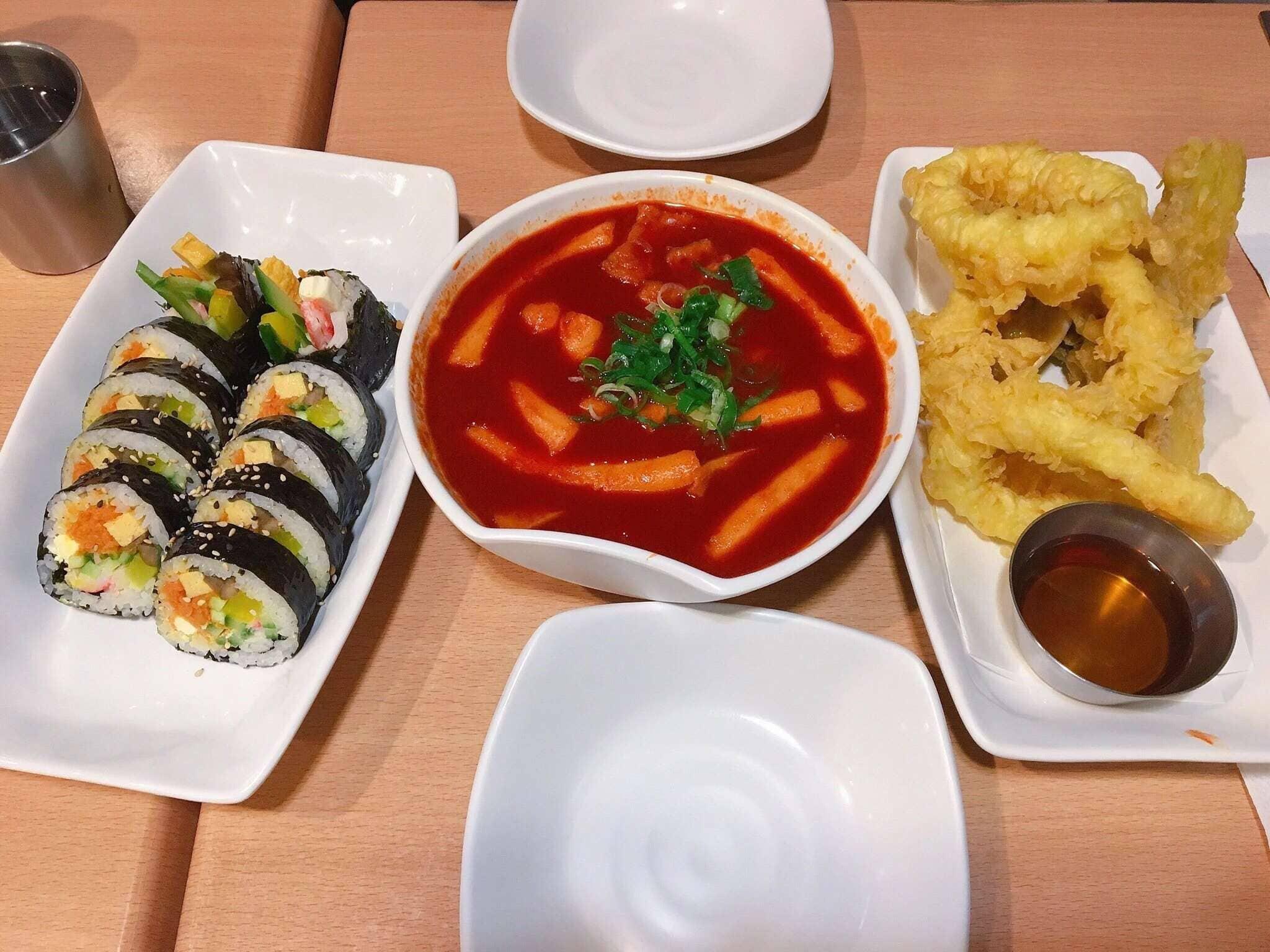 Mirane Korean Street Food