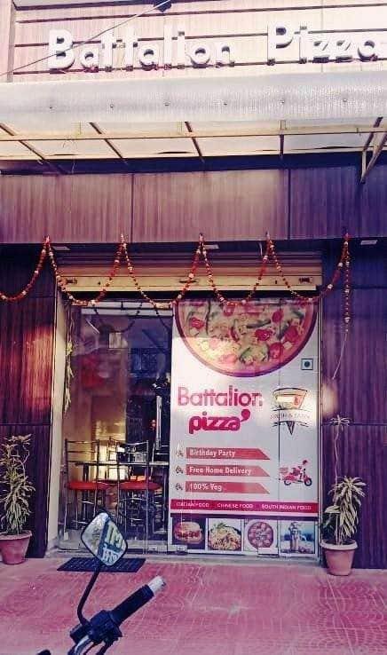 Batalion Pizza & Cafe