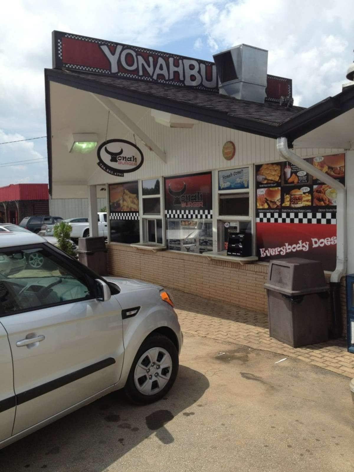 Yonah Burger