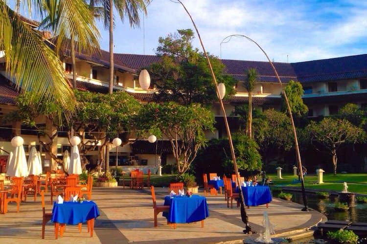 The Pond Discovery Kartika Plaza Hotel Kuta Bali