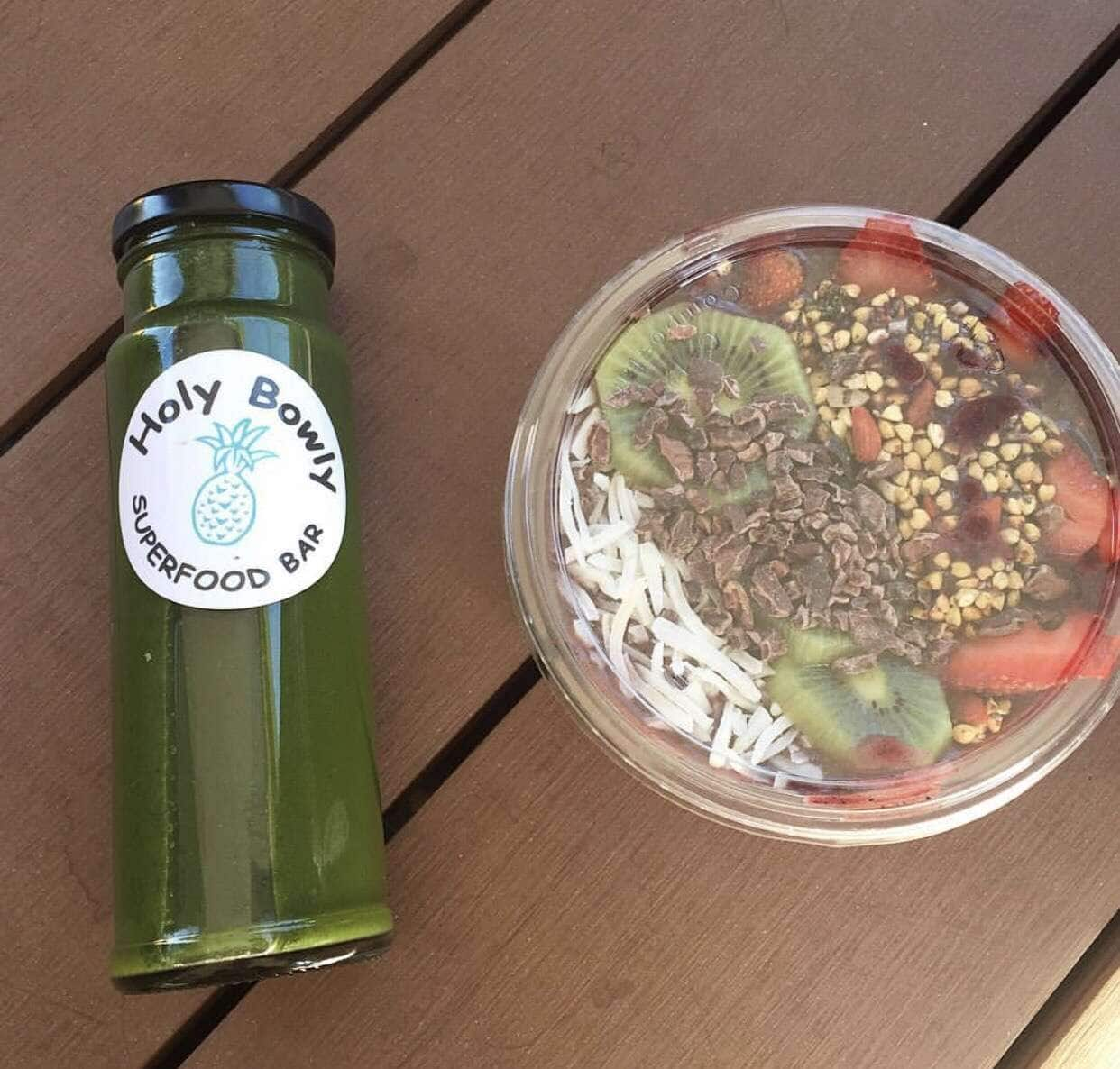 Holy Bowly Superfood Bar