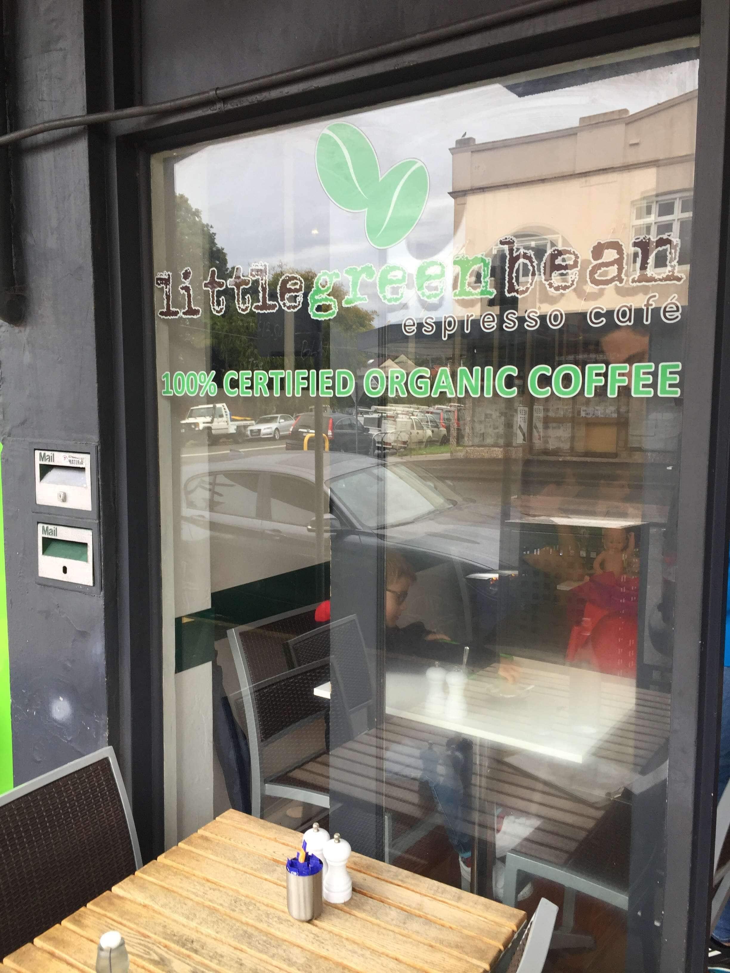 Little Green Bean Espresso Bar