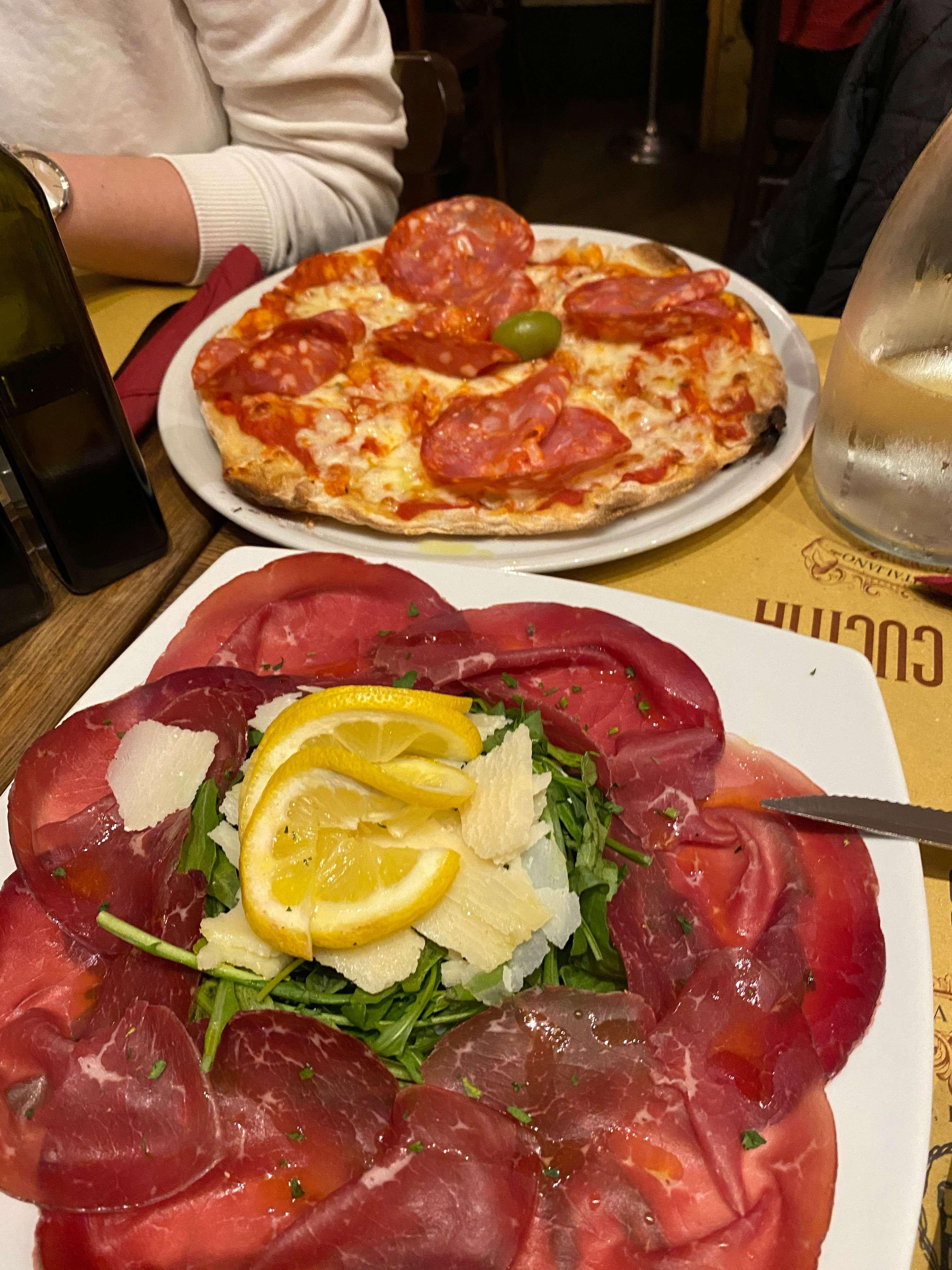 Cantina E Cucina Reviews Navona Pantheon Roma Zomato