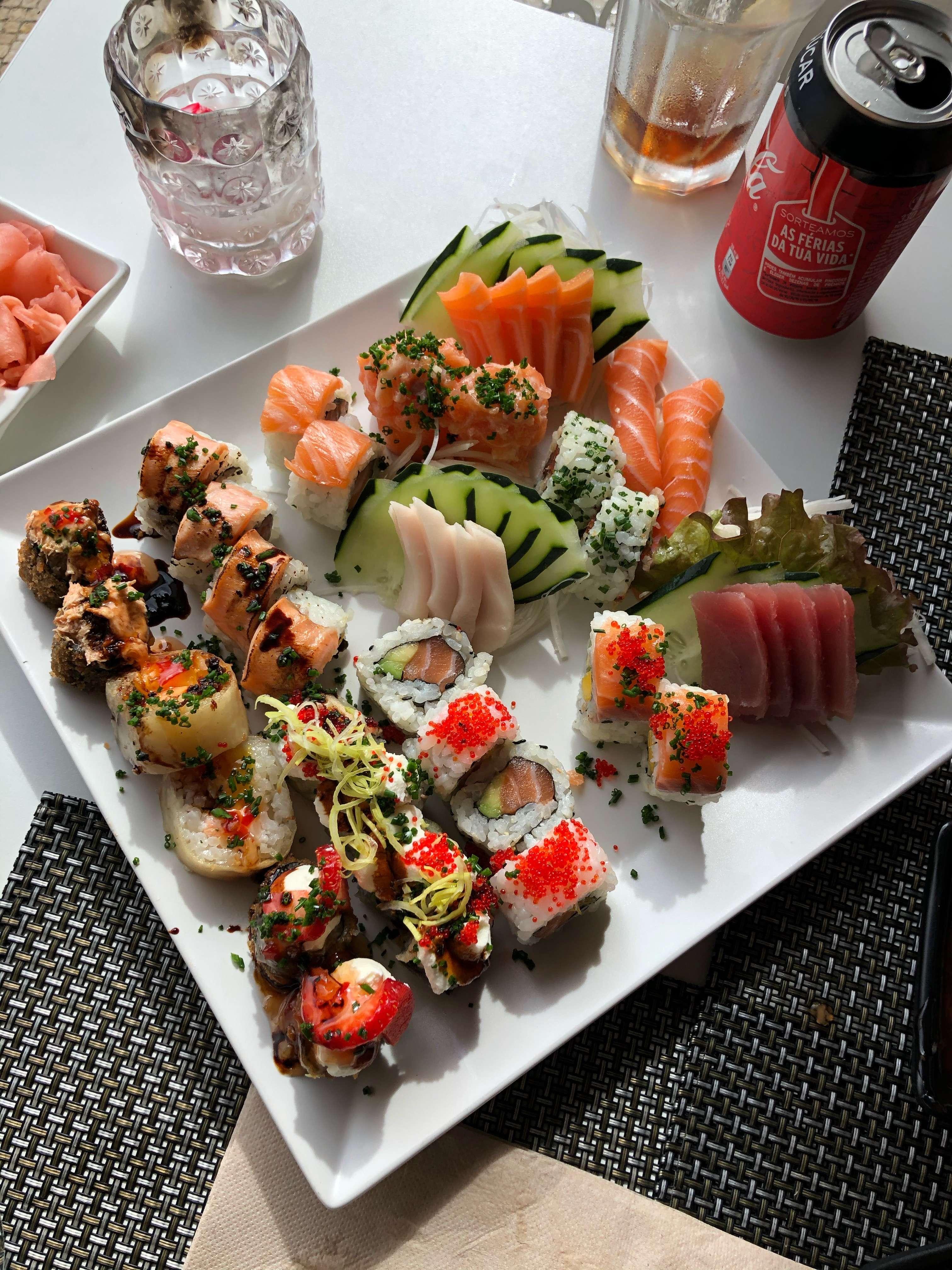 Amaterasu Pateo do Sushi