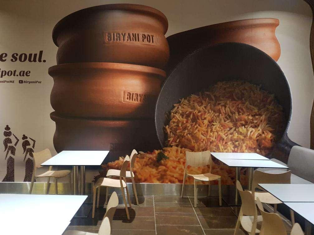 Biryani Pot