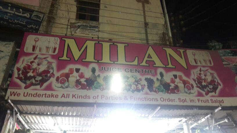 Noor Sahil's review for Milan Juice Centre, Nampally, Hyderabad on
