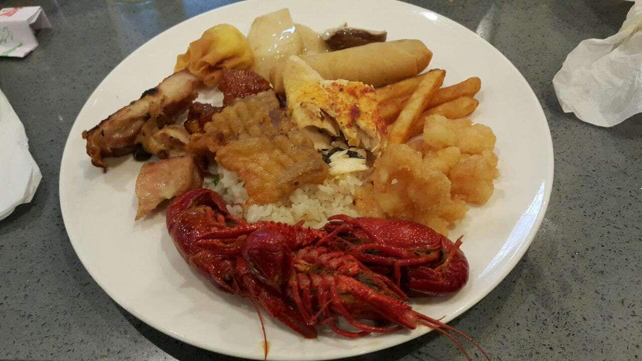 photograph about The Luxe Buffet Printable Coupon known as Luxe Buffet, Ontario, Inland Empire - Urbanspoon/Zomato