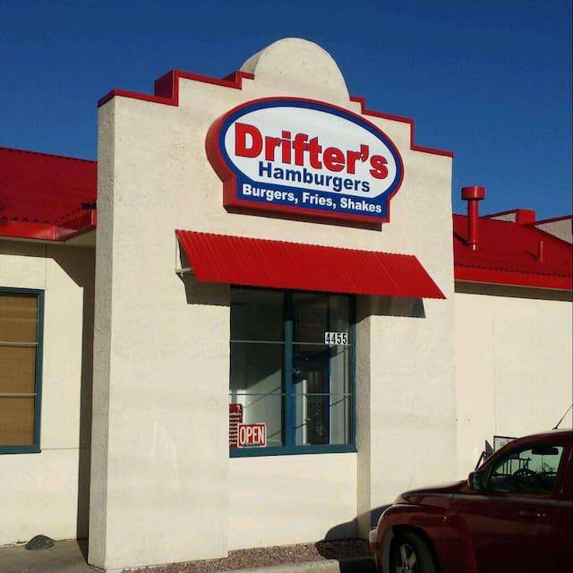 Drifter's Hamburgers
