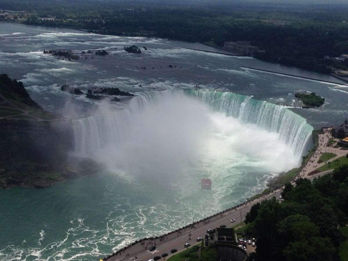 Revolving Dining Room, Niagara Falls Photos Part 75