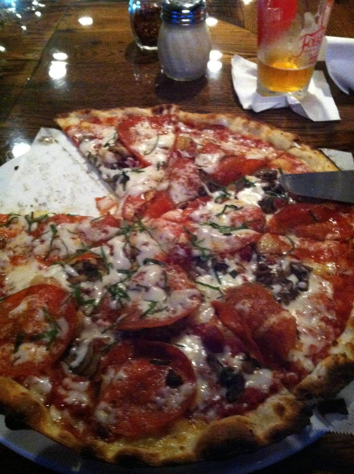 Fire Stone Wood Fired Pizza & Grill