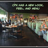 California Pizza Kitchen Laguna Hills Orange County